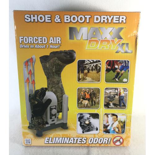 MaxxDry XL Shoe Boot & Glove Dryer 673055002017