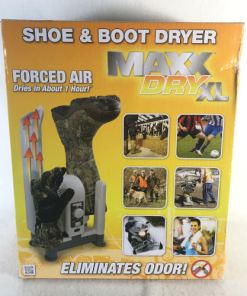 MaxxDry XL Shoe Boot & Glove Dryer 673055002017