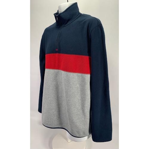 Nautica Nautex Fleece Pullover Slim Fit