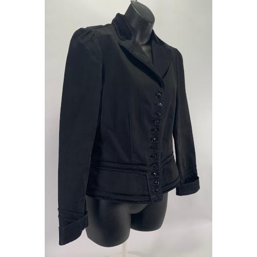 Ralph Lauren Jeans Co. LRL Victorian Jacket Jewel Buttons