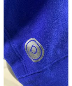 Pure barre by splits59 open front hoodie cardigan