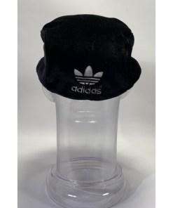 Adidas Velour Flat Cap Driver Hat