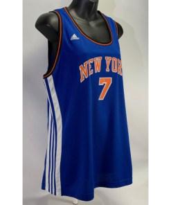 Carmelo Anthony New York Knicks adidas Women's Jersey