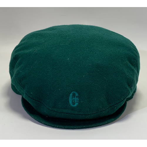 Conte of Florence Mens Wool Cabbie Hat