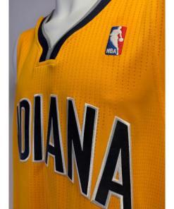 Indiana Pacers NBA Adidas CLIMACOOL Swingman Jersey