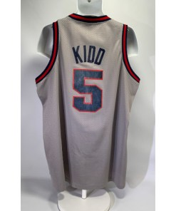 Jason Kidd #5 New Jersey Nets Nike Swingman 77 Jersey