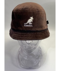 Kangol Velour Blue Label Bucket Hat