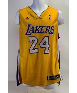 Kobe Bryant Los Angeles Lakers #24 NBA Nike Jersey