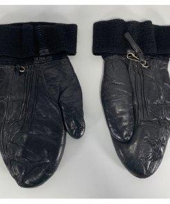Molinari Ski Leather Mittens Beconta Inc