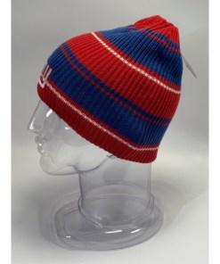New York Giants Beanie Reversible Knit Cap