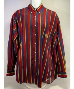 Polo Ralph Lauren Colorful Striped Button Down Shirt