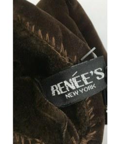 RENEE'S NYC Women's Suede Gloves