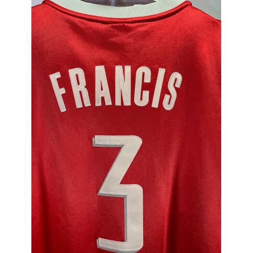 Steve Francis #3 Houston Rockets Reebok Road Jersey