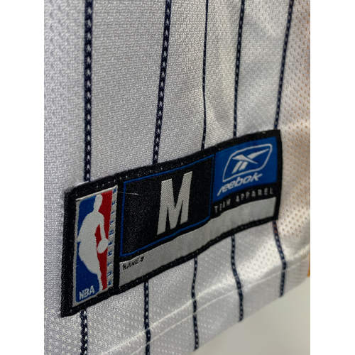 Vintage Reggie Miller Indiana Pacers NBA Pinstripe Jersey #31