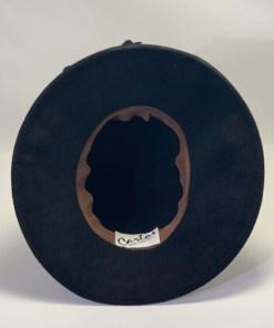 Vintage Women Flower Wool Cloche Felt Hat