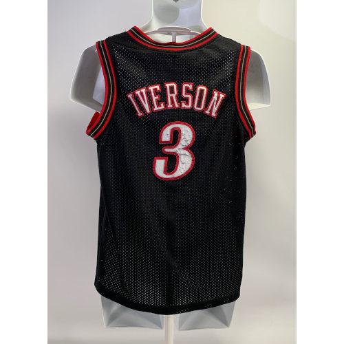 Allen Iverson Philadelphia 76ers NBA Nike Jersey