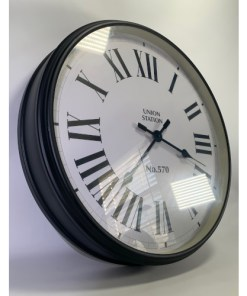 "Pottery Barn Union Station 22"" Clock"