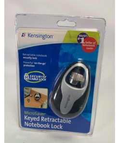 Kensington Retractable Portable Notebook Lock (PC/Mac)