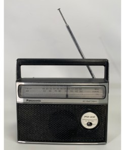 Panasonic FM AM Portable Radio RF-549