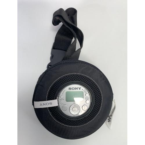 Portable Cd Player Walkman- Bundle
