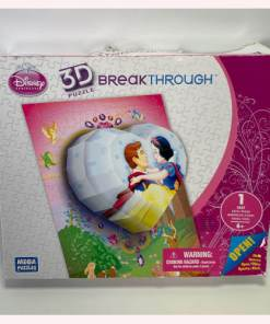 Breakthrough Level One Princess Heart Puzzle 072348507015