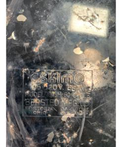 Eskimo Steel Desk Fan1003M-60