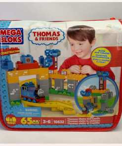 Mega Bloks Thomas The Train Visits The Castle 065541106321