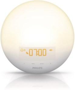 Philips Wake-Up Light Alarm Clock HF3510
