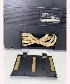 Sharp GF-4141 AM FM Stereo Radio Cassette Recorder