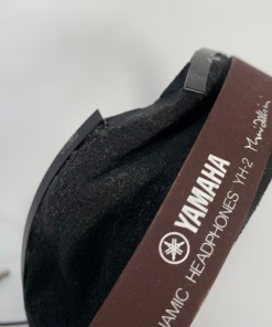 Yamaha HP-2 Orthodynamic Burgundy Stereo Headphones