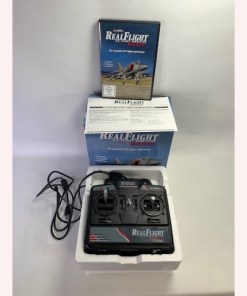 Great Planes RealFlight R C Flight Simulator Basic Mode 2 GPMZ42205 735557942205