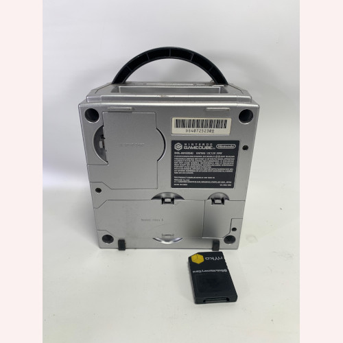 Nintendo Game Cube Silver DOL- 001