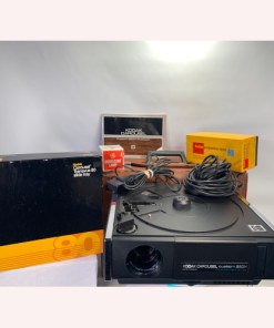Custom Kodak Carousel Custom 860H Slide Projector Bundle