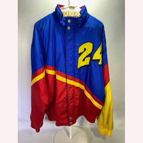 Nascar Chase Authentic Jeff Gordon #42 Dupont Racing Jacket