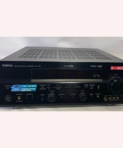 Yamaha RX-V757 Audio / Video Receiver. 7.1 Channels-100 Watts per ch