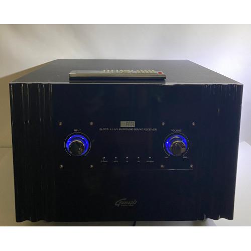 Genesis Media Labs G-505 5.1 AV Surround Sound Receiver Subwoofer Combo
