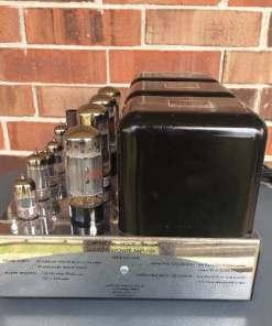 McIntosh MC240 Stereo Tube Power Amplifier