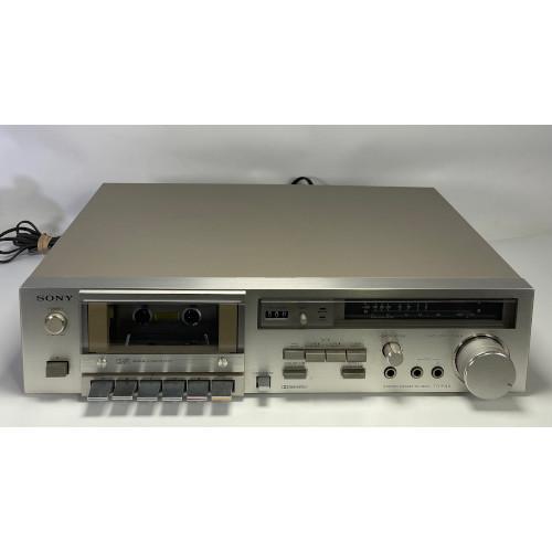 Sony TC-K44 Stereo Cassette Deck