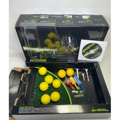 Dancin Dogg OptiShot Infrared Golf Simulator 894801001027