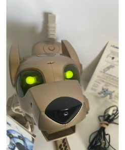 I-Cybie Robotic Dog by Tiger Electronics -Gold