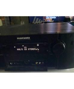 Marantz SR6005 AV Receiver 3D-ready HDMI Switching Black