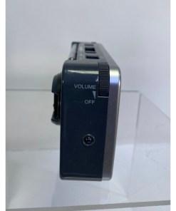 Slive-4U Silver Emergency Crank Radio