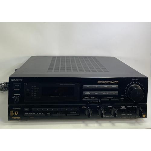 Sony GX67ES Surround Sound Stereo Receiver