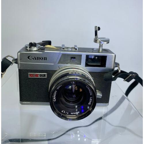 Vintage Canon Canonet QL17 GIII