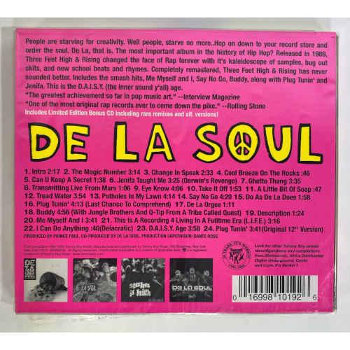 3 Feet High and Rising (1989) CD by De La Soul 016998101926