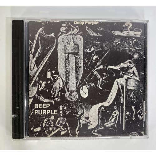 Deep Purple (1992, CD, USA) 6023