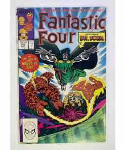 Marvel Comics Fantastic Four Featuring Dr. Doom #318 Volume 1