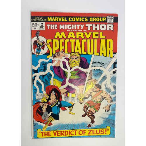 "Marvel Spectacular The Mighty Thor ""The Verdict of Zeus"""