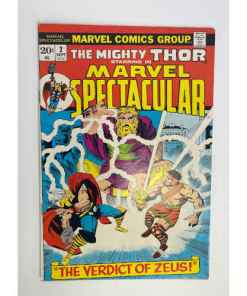 Marvel Spectacular The Mighty Thor