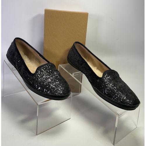 UGG Australia Women's Alloway Glitter Flats